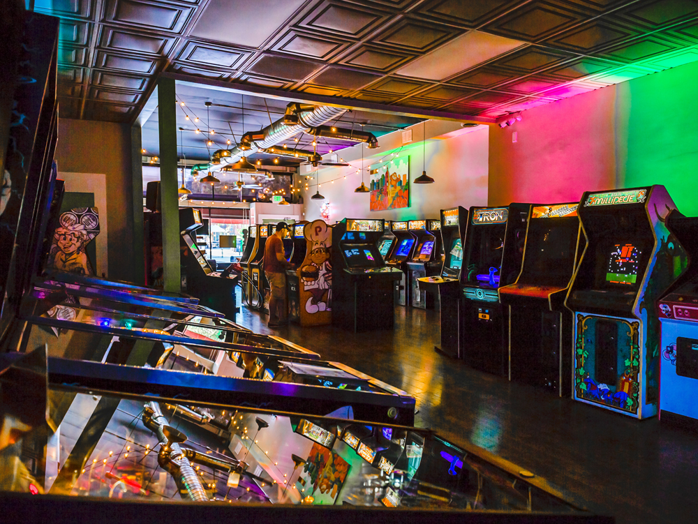 Game Room Neon